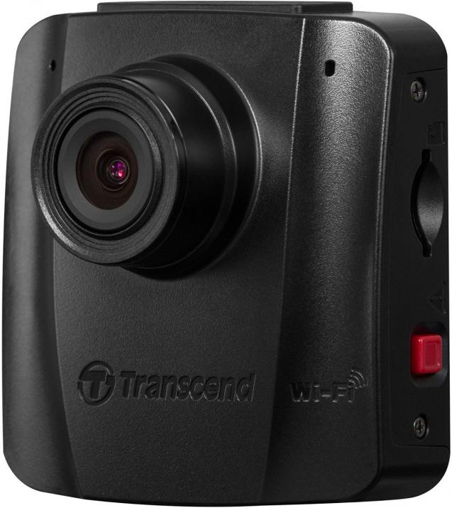 Автомобилна камера Transcend Car Camera Recorder 16GB DrivePro 50, Wi-Fi връзка