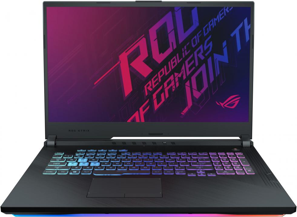 "UPGRADED ASUS ROG Strix G G731GU-H7158, 15.6"" FHD 120Hz, i7-9750H, 32 GB, 512GB SSD, GTX 1660Ti, Черен 