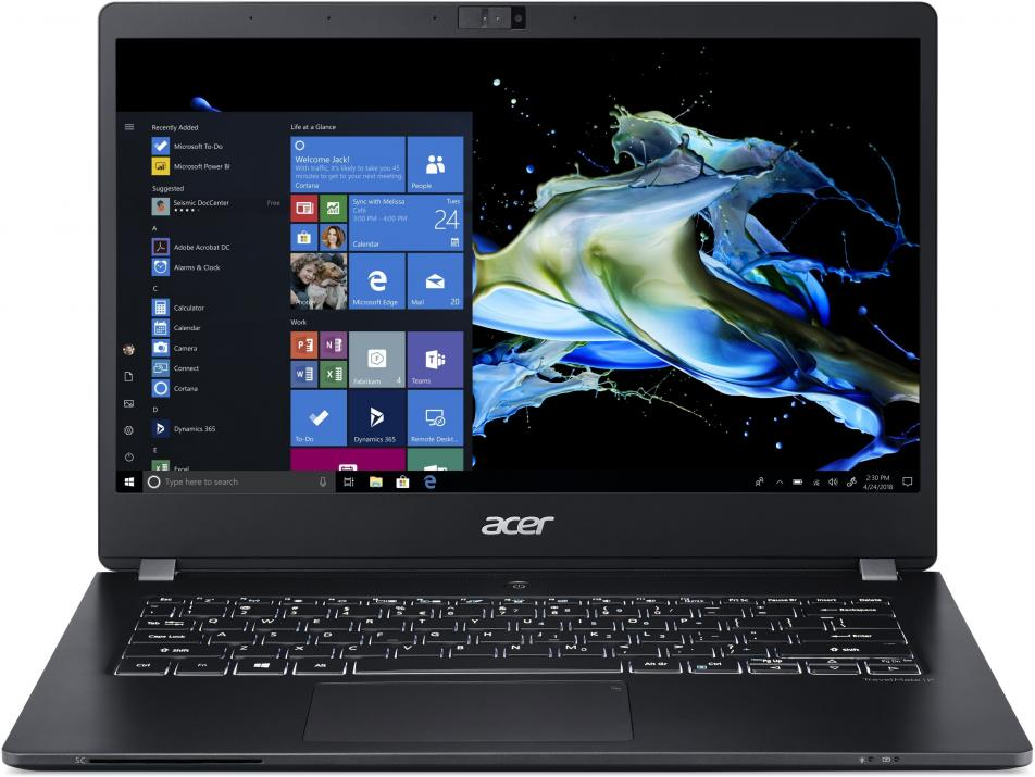 "UPGRADED Acer TravelMate P6 TMP614-51-59LX, 14.0"" FHD IPS, i5-8265U, 8GB, 512 GB SSD, Win 10 Pro 