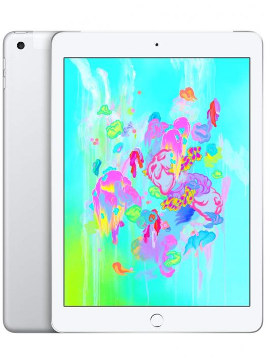 "Таблет, Apple 10.2"" iPad 7, Celluar 32GB, Сребрист