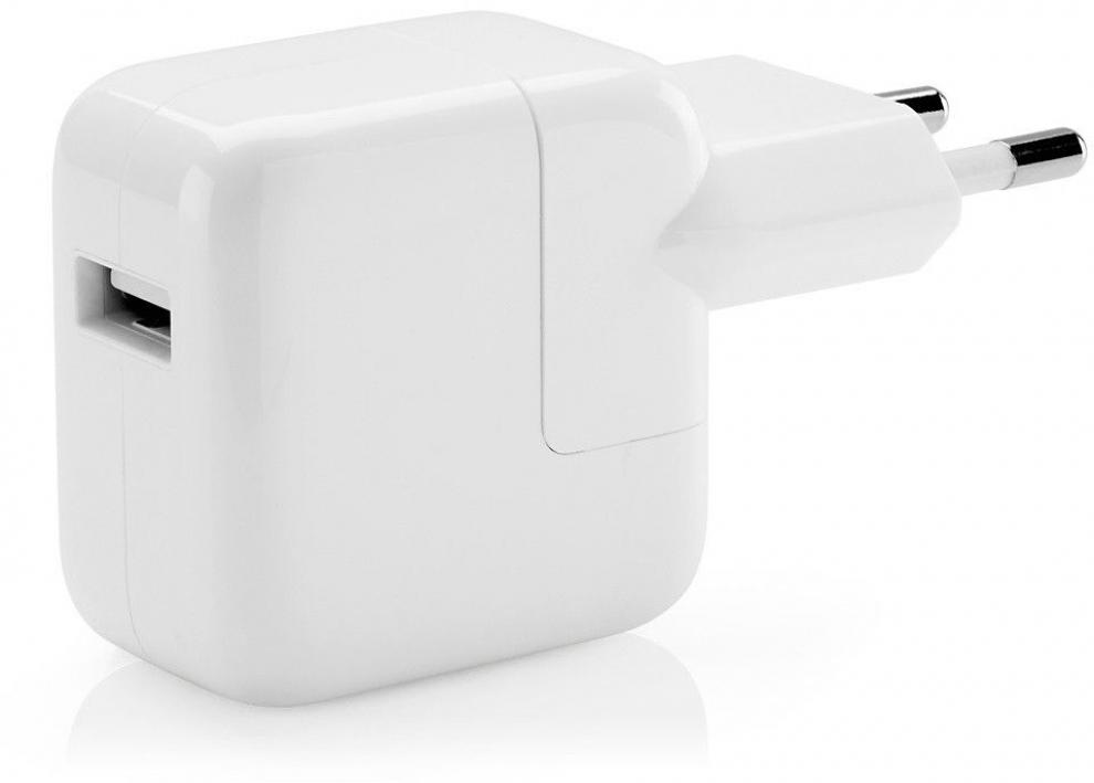 Apple зарядно 12W USB Power Adapter (MD836ZM/A)