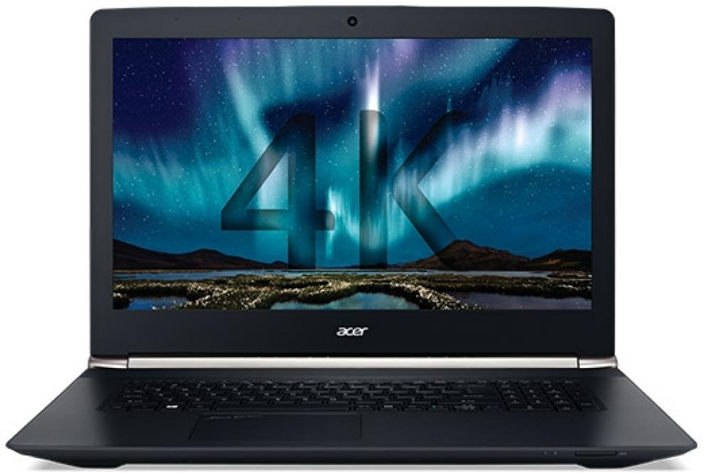 "Acer Aspire VN7-792G-744Y Nitro (NH.GBZEX.011) 17.3"" IPS FHD, i7-6700HQ, 8GB DDR4, 1TB HDD, GeForce 945M, Черен"