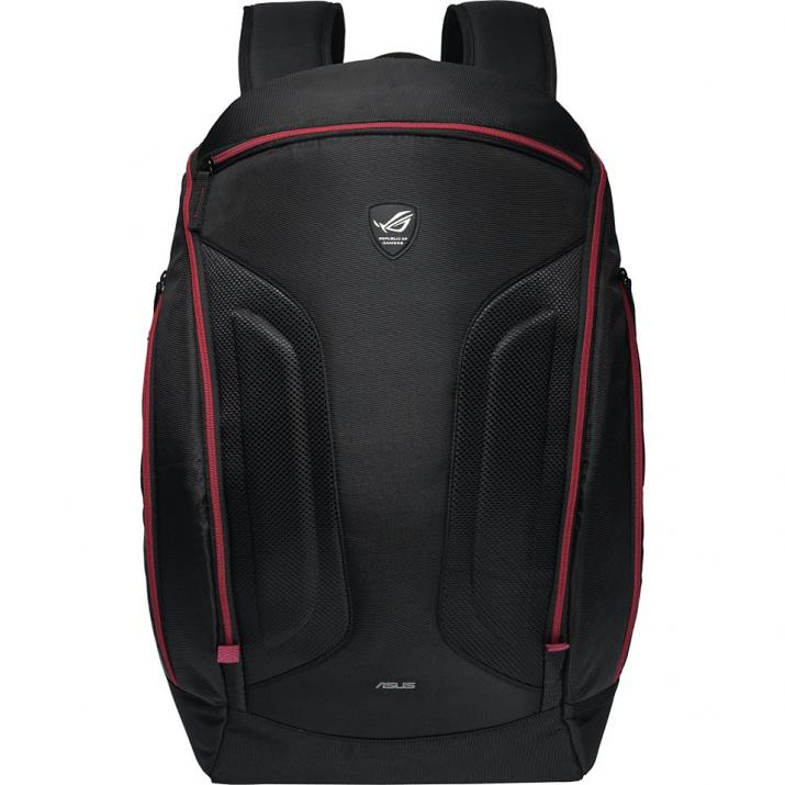 "Gaming раница за лаптоп 17"" Asus G Series Shuttle 2 Backpack, Черен"