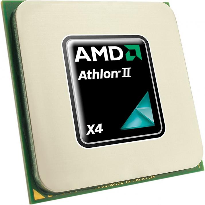 Процесор AMD Athlon II X4 740 (3.2 GHz up to 3.7 GHz, 4 MB Cache)