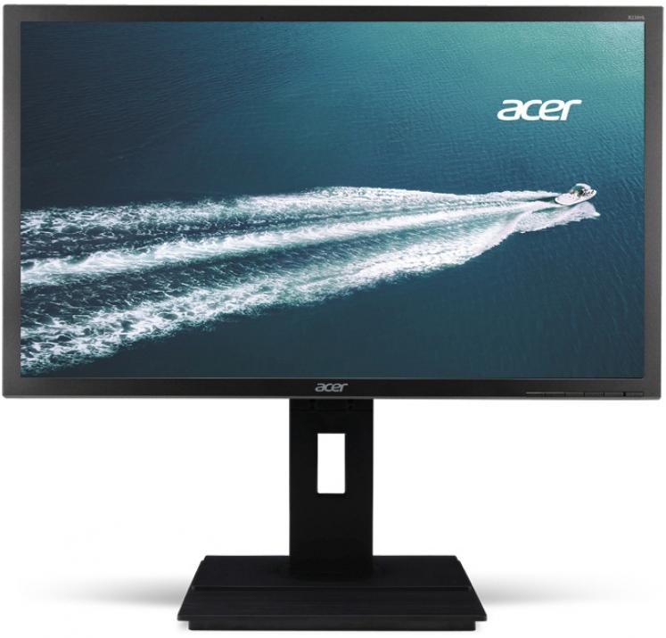 "Монитор Acer B246HLymdr, LED, 24"" Full HD 1920x1080 (UM.FB6EE.009)"