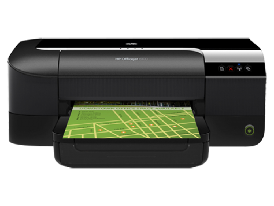 Принтер HP Officejet 6100 ePrinter 1
