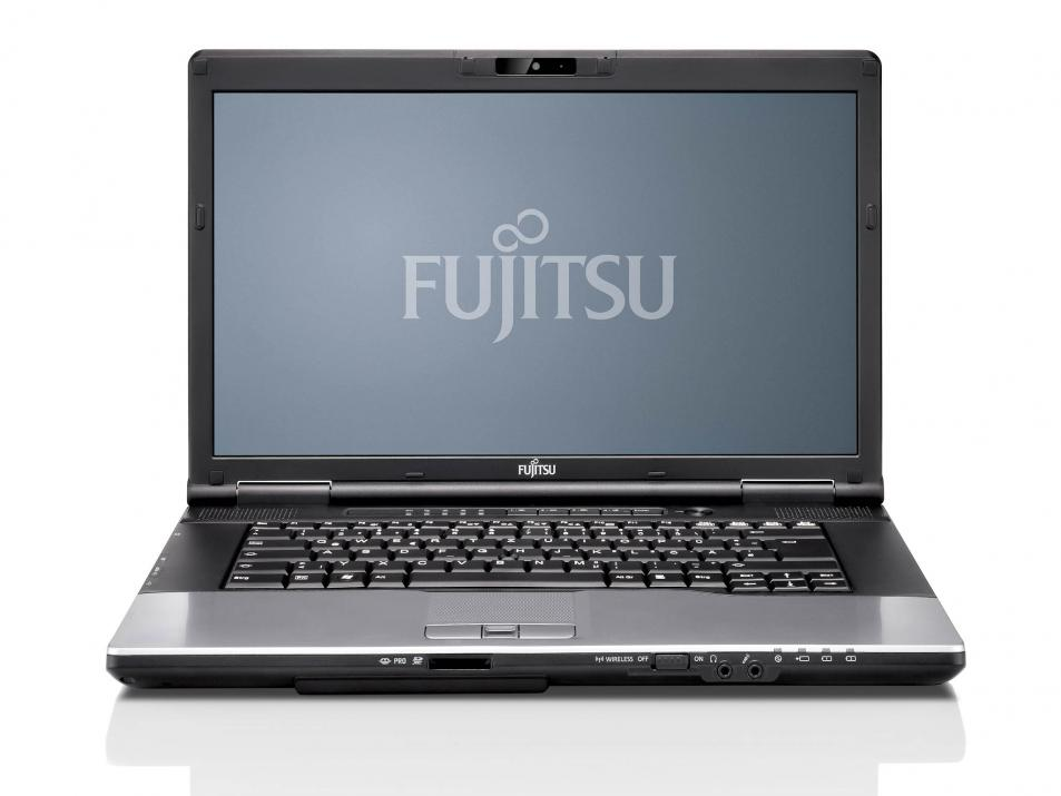 "UPGRADED Fujitsu Lifebook E752 15.6"" 1366x768, i5-3320M, 8 GB RAM, 480 GB SSD, Win10 Pro"