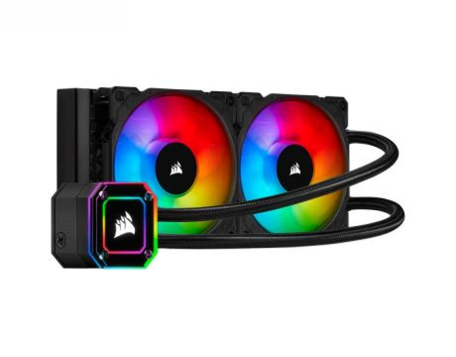 CORSAIR iCUE H100i ELITE CAPELLIX ML RGB CW-9060046-WW 1
