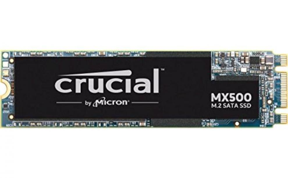 SSD диск CRUCIAL MX500 250GB M.2 Type 2280SS (CT250MX500SSD4)