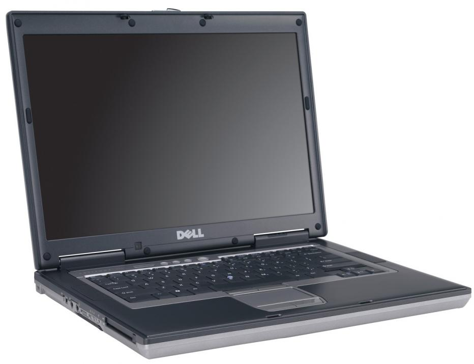 "Двуядрен DELL Latitude D830 15.4"" 1280x800 T7250/4GB/160GB HDD/no cam"