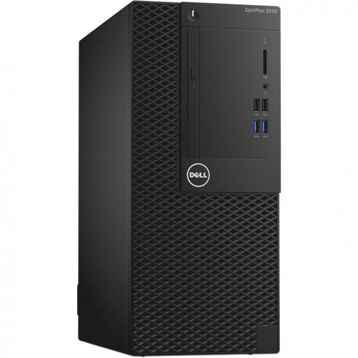 Компютър Dell OptiPlex 3050 Tower (Intel Core i3-7100, 4GB DDR4, 500GB HDD) (S009O3050MTUCEE_UBU-14)