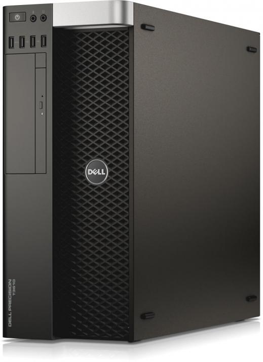 Dell Precision T3610 Tower, Xeon E5-1607 V2, 16GB RAM, 1TB HDD, Quadro K4000, DVD, Win 10  1