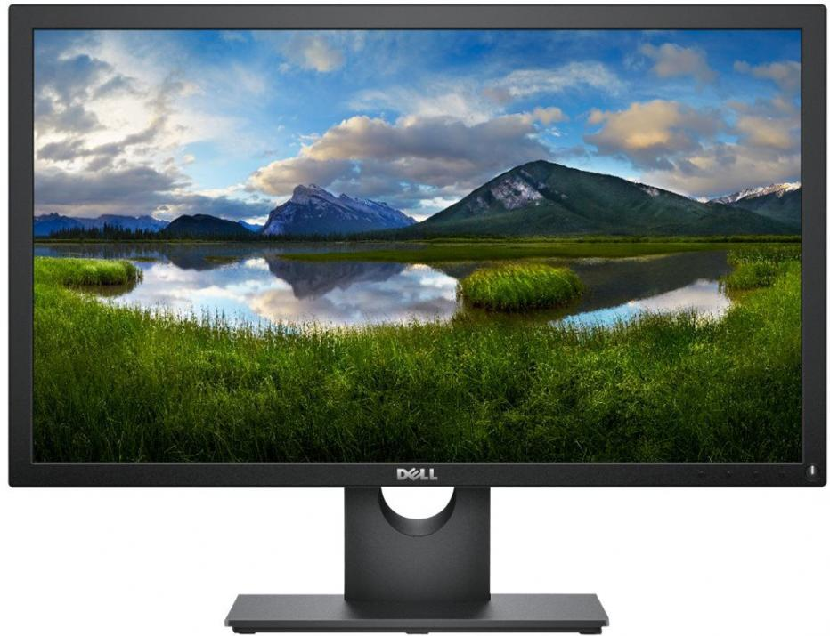 "Монитор 23.8"" Dell E2418HN, IPS, FHD 1920x1080, Черен"