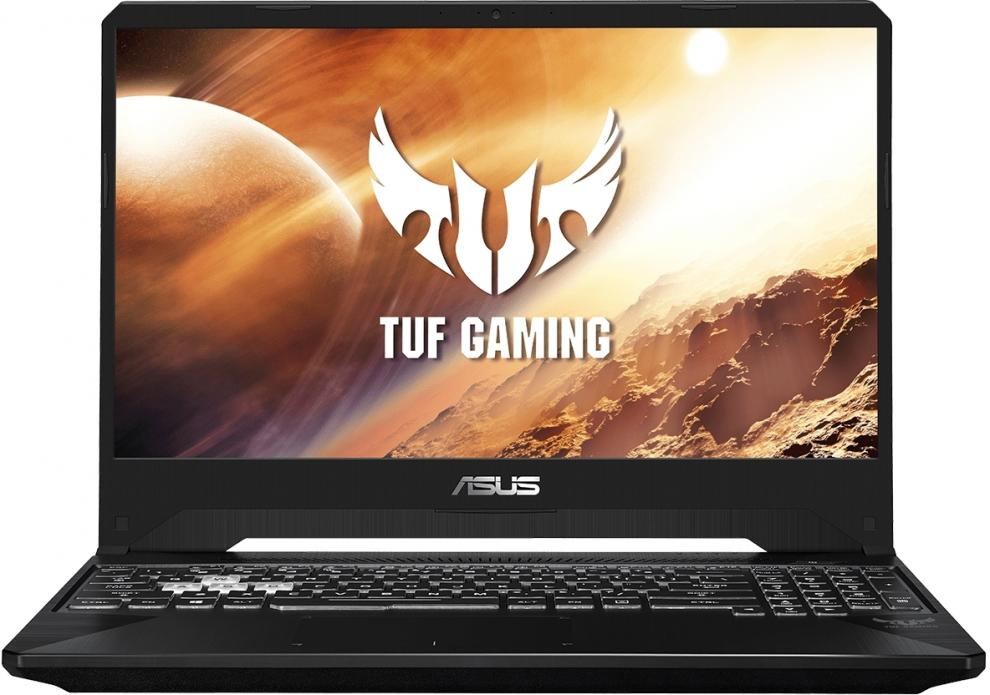 "UPGRADED ASUS TUF Gaming FX505DT-BQ018 (90NR02D2-M00800) 15.6"" FHD IPS, AMD Ryzen 7 3750H, 8GB RAM, 1TB HDD, GTX 1650, Win 10 Pro, Черен"