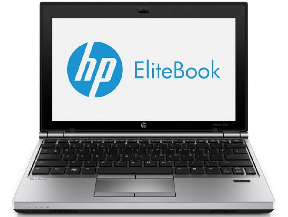 "HP EliteBook 2170p, 11.6"" 1366x768, i7-3667U, 4GB RAM, 120GB SSD, Cam, Win 10"