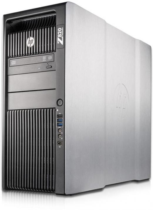 HP Z820 Workstation | 2 x XEON E5-2640, 32GB RAM, 256GB SSD, 1.5TB HDD, K5000, Win 10