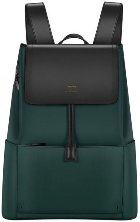 """Раница за лаптоп 15.6"""" Huawei Stylish CD63, Forest Green   6972453167798"""