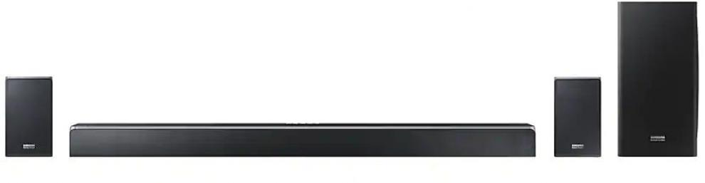 Samsung HW-Q90R Soundbar Harman Kardon, 7.1.4, Bluetooth, Черен | HW-Q90R/EN