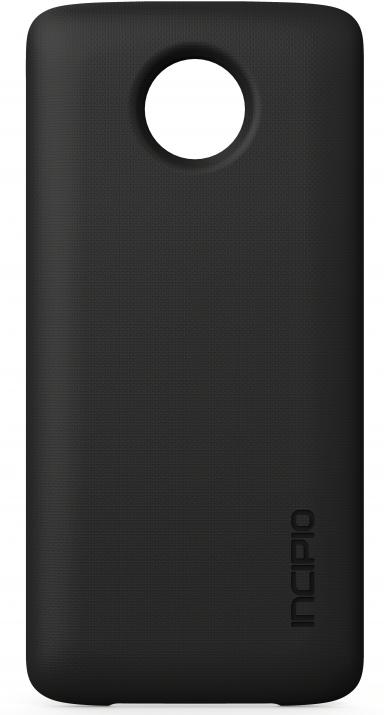 Мото мод Incipio offGRID Power Pack за Moto Z Family, черен