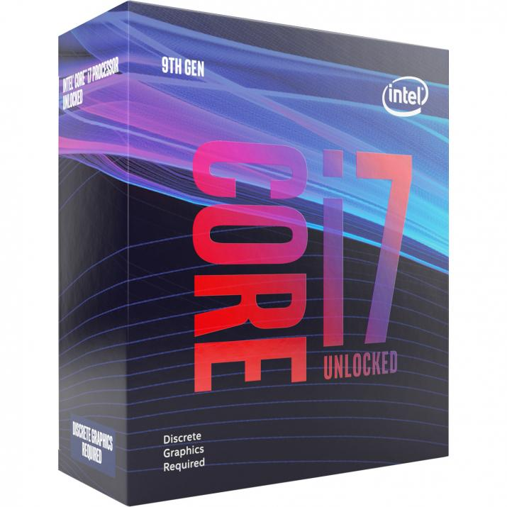 Процесор Intel® Core™ i7-9700KF 3.60GHz (up to 4.90GHz), 12MB, 95W,  LGA1151 (300 Series)