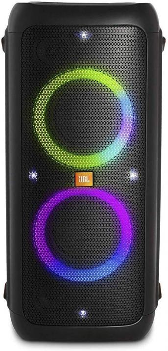 Аудио система JBL PARTYBOX 300, Bluetooth, Черен | JBLPARTYBOX300