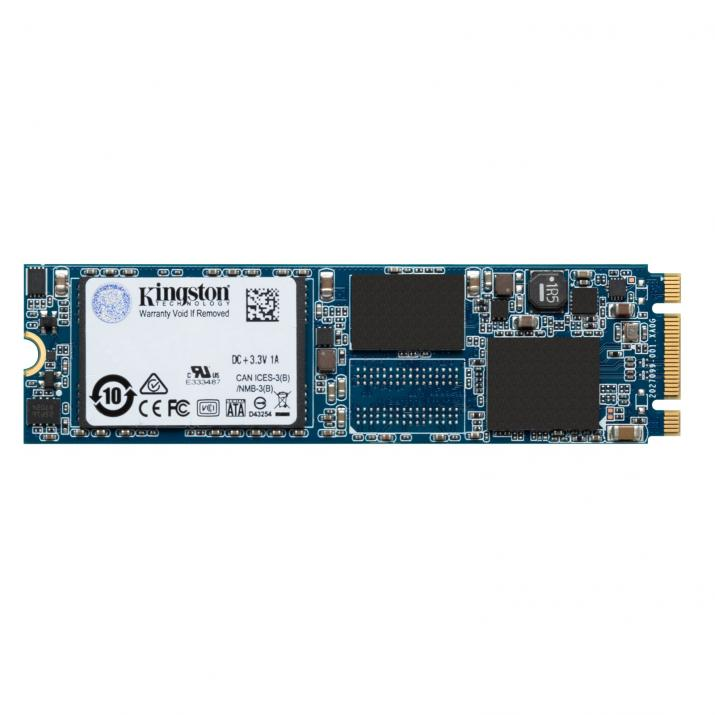 SSD диск 240GB Kingston UV500 M.2 2280 SATA3 (SUV500M8/240G)