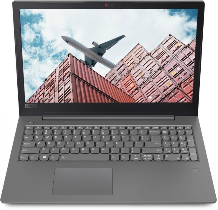 "UPGRADED Лаптоп Lenovo V330-15IKB (81DE0184BM), 15.6"" FHD (1920x1080), i3-7020U, 4GB RAM, 128GB SSD, Radeon 530, Черен, Win 10 Pro"