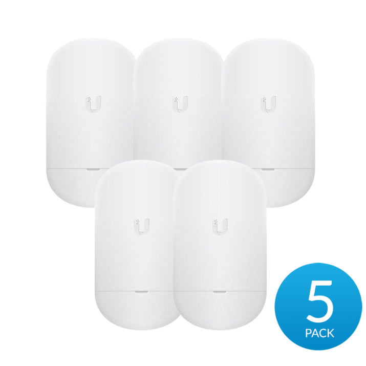 Access Point Ubiquiti Nanostation 5ac Loco 5-pack NS-5ACL-5 1