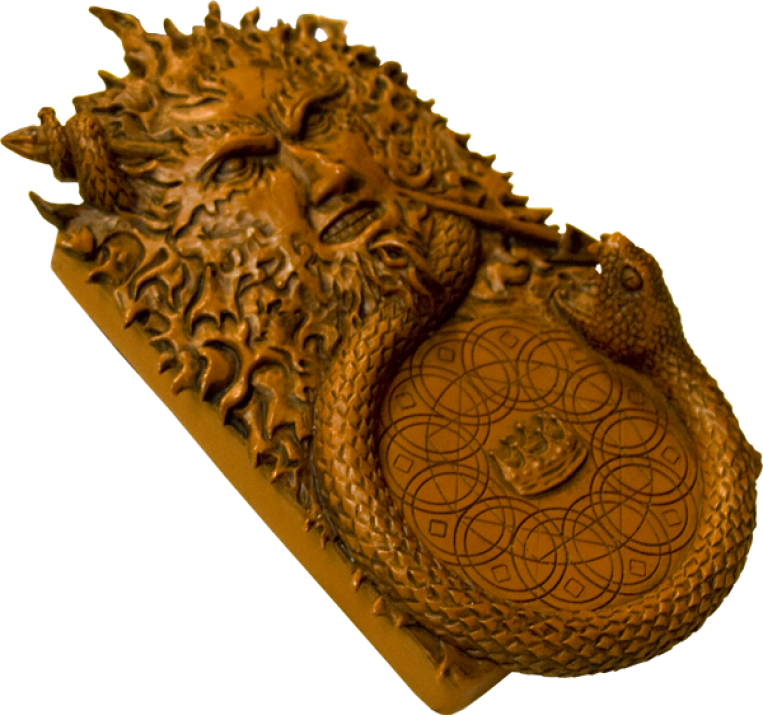 "3D Карта за игра ""A Game of Thrones: Martell Resin House Card"" GOT57"