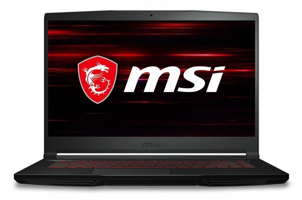 "UPGRADED MSI GF63 Thin 9RCX | 15.6"" FHD 1920x1080, 60Hz, i5-9300H,  16 GB, 256GB SSD, GTX 1050Ti 4GB 