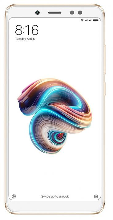 "Xiaomi Redmi Note 5 5.99"" FHD+ (1080 x 2160), 64GB, Златист"