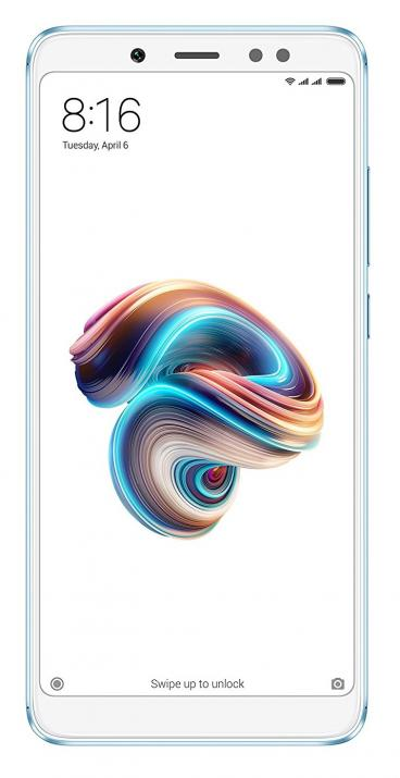 "Xiaomi Redmi Note 5 5.99"" FHD+ (1080 x 2160), 64GB, Син"