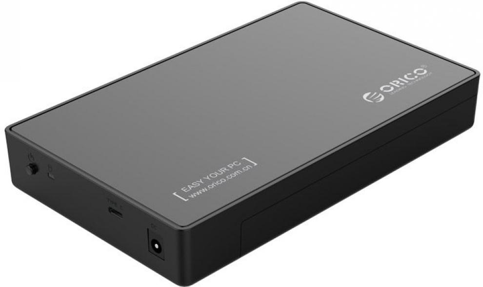 Кутия за твърд диск Orico Type-C Hard Drive Enclosure (3588C3-BK_VZ)