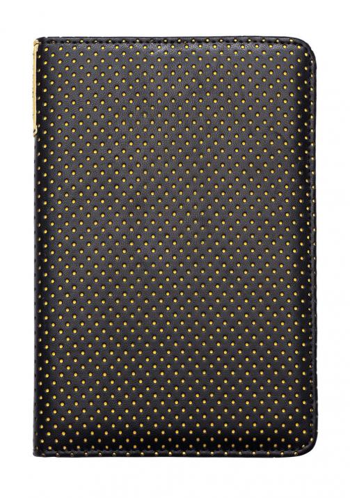 "Калъф за E-book четец POCKETBOOK COVER DOTS 6"" , Черен/Жълт"