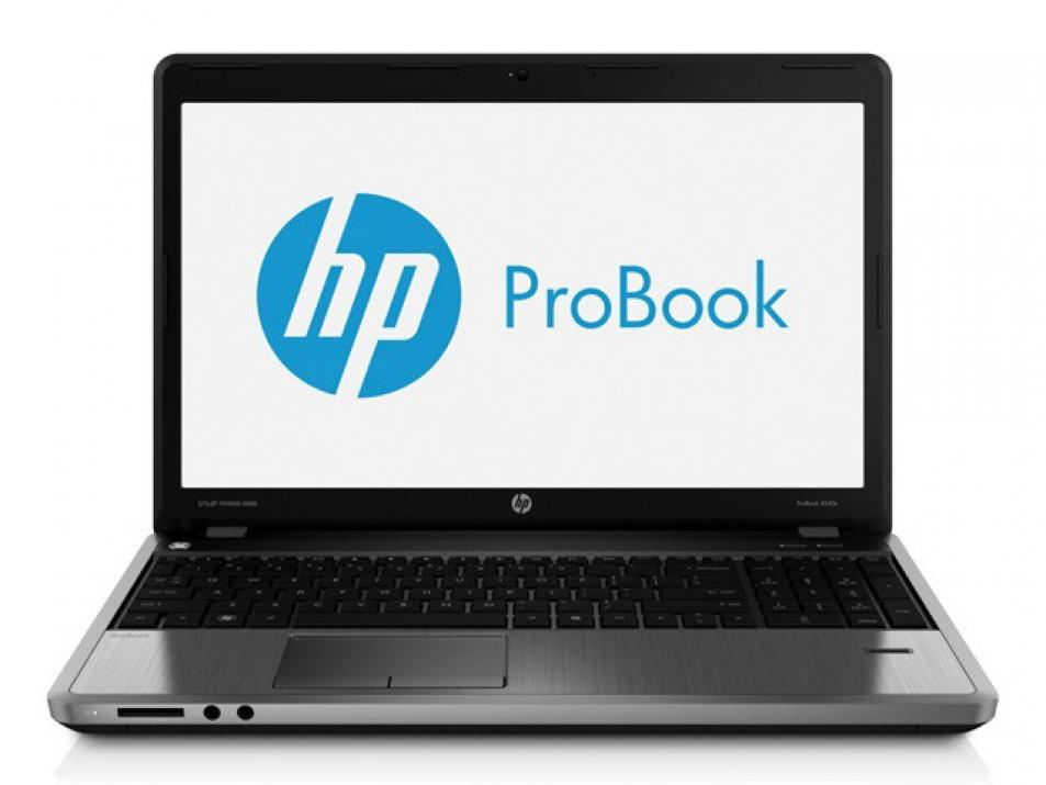 UPGRADED Двуядрен HP ProBook 4540s, Intel i5-3210M (3.10GHz) 4GB, 240 GB SSD, Cam, Win10