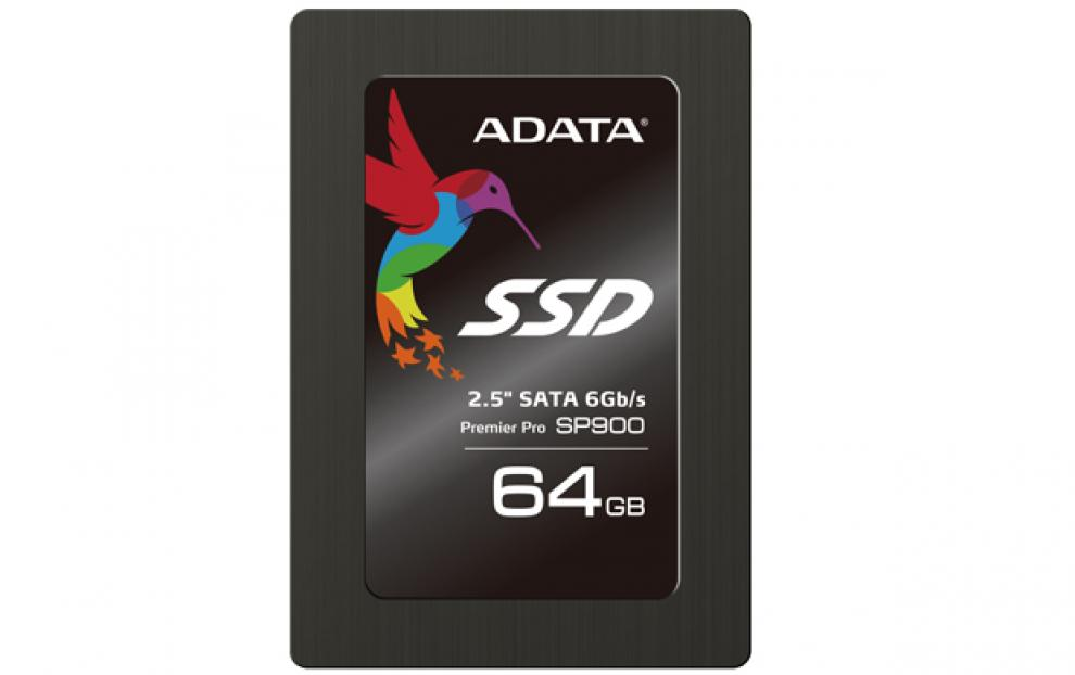"SSD Диск 64GB A-DATA Premier Pro SP900, SATA3, 2.5"" (7 mm) 1"