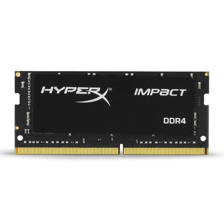 Памет Kingston HyperX IMPACT 8GB SODIMM DDR4 PC4-21300 2666MHz CL15 HX426S15IB2/8