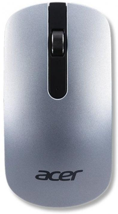 Безжична мишка Acer Slim Wireless Mouse Thin-n-Light | NP.MCE11.00D