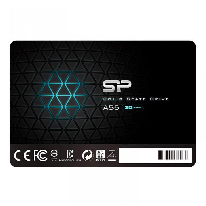"""SSD диск SILICON POWER A55 2.5"""" 1TB"""