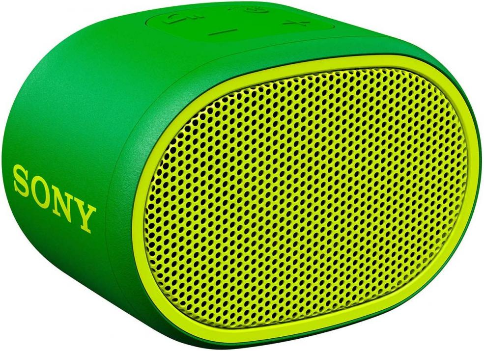 Bluetooth тонколонка Sony SRS-XB01 Portable Wireless Speaker | SRSXB01G.CE7