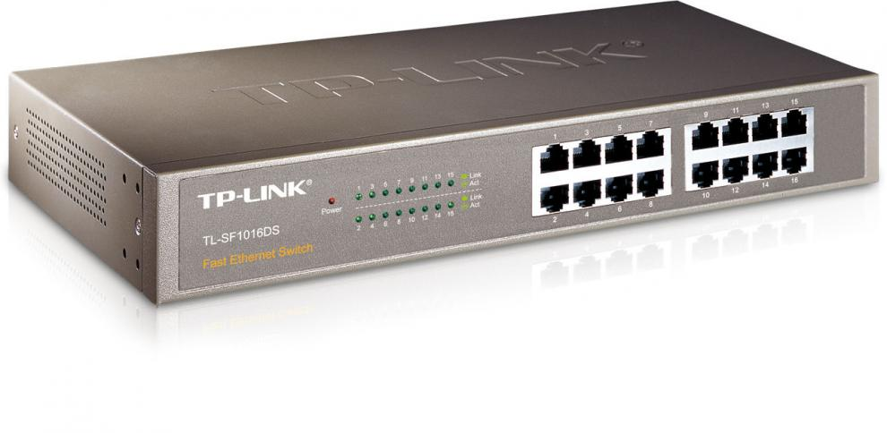 TP-Link TL-SF1016DS