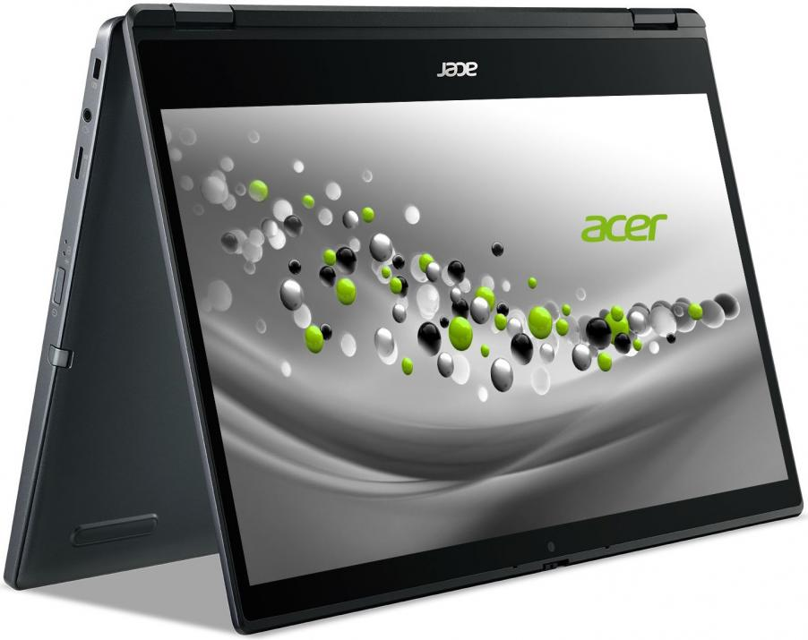 """Acer TravelMate Spin P4 P414RN-51-30KF, 14"""" FHD Multi-Touch, i3-1115G4, 8GB, 256GB SSD, Win 10 Pro, Blue 