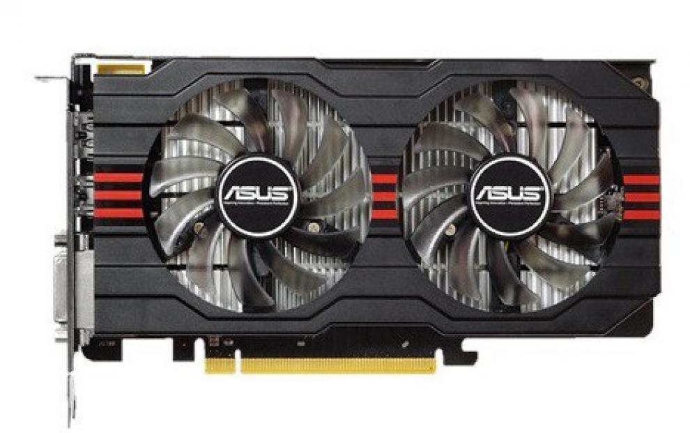 Видео карта ASUS R7250X-2GD5,  2GB, GDDR5