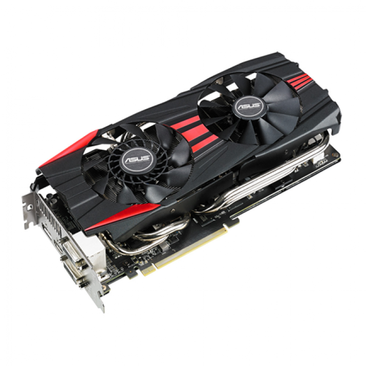 Видео карта ASUS R9290-4GD5, 4GB, GDDR5