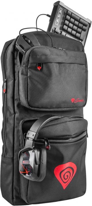 Genesis раница за гейминг Backpack Gaming - PALLAD 300 - NBG-1070