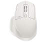 Безжична мишка Logitech MX Master 2S Wireless Mouse, Светло сива