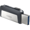 SanDisk Ultra Dual Drive for Android USB Type-C 32GB, USB 3.1, 150 MB/s Флаш памет (SDDDC2-032G-G46)