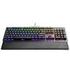 Механична геймърска клавиатура EVGA Z15 RGB LED, Hot Swappable, Kailh Speed Silver Switches (Linear) | 821-W1-15UK-K2 4