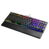 Механична геймърска клавиатура EVGA Z15 RGB LED, Hot Swappable, Kailh Speed Silver Switches (Linear) | 821-W1-15UK-K2 3
